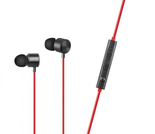 LG G5 Headphones - Red & Black