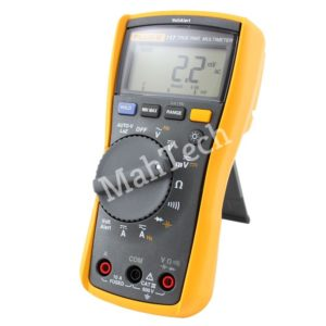 New Fluke 117 RMS Multimeter with Fluke Test Leads