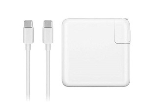 Replacement 87W USB C Power Adapter Charger Apple with 2 M Cable