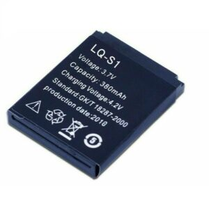 Buy LQ-S1 3.7V 380mAh Smart Watch Battery in £3.50 in UK